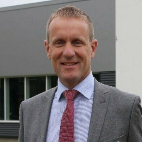 Neuer Geschäftsführer am Produktionsstandort Münster