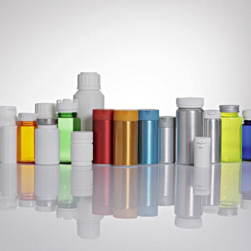 Flaschen & Tuben, Dosen & Gläser