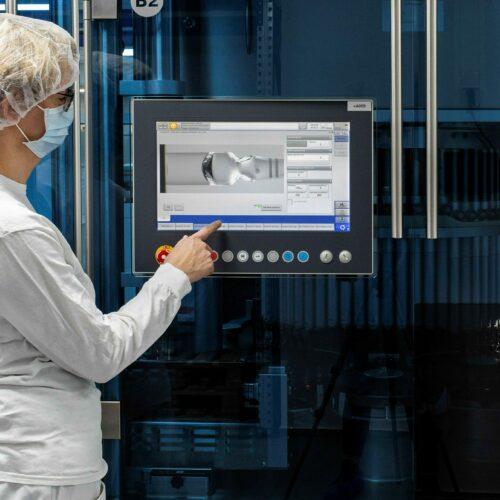 Kapazitätserhöhung der Steril-Produktion auf 100 Mio Ampullen und Vials am Aenova-Standort Gronau