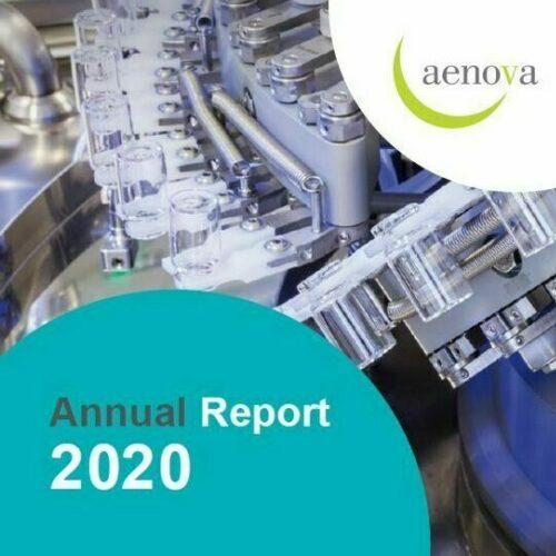 Aenova veröffentlicht den Jahresbericht 2020